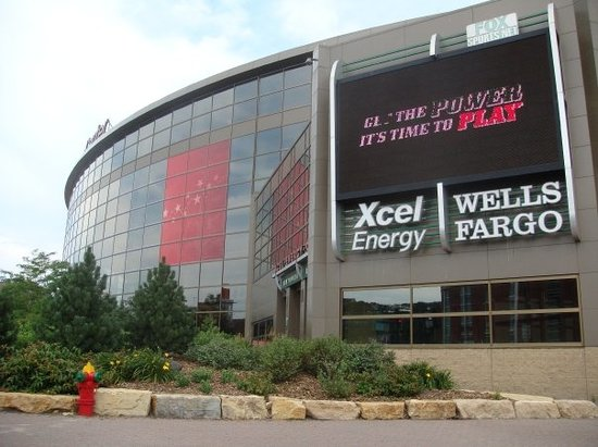 Xcel Energy Center Saint Paul Mn Address Phone Number
