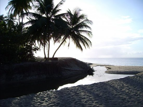 Black Rock, Tobago: Our Tobago house to rent