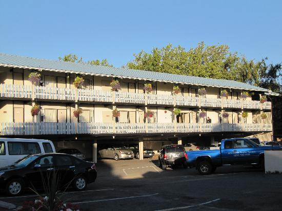 Blue Ridge Inn: Motel