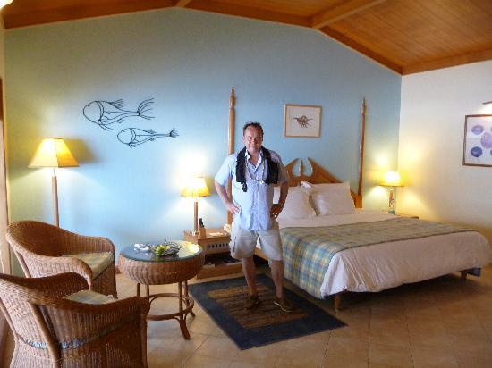 chambre du bord de mer - Photo de Radisson BLU Resort Temple Bay ...