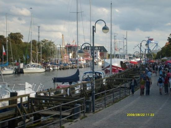 Never ending day picture of rostock mecklenburg west for Warnemunde ja hotel