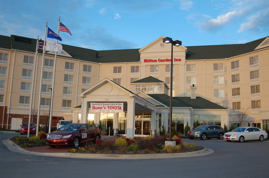 ‪Hilton Garden Inn Roanoke Rapids‬