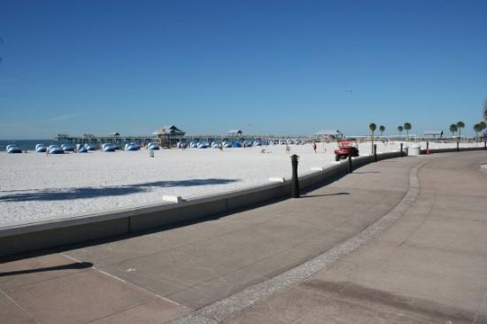 The Clearwater Boardwalk Picture Of Clearwater Florida