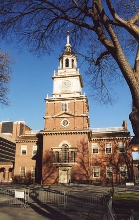 ‪فيلادلفيا, بنسيلفانيا: Independence Hall, Philadelphia, Pennsylvania‬