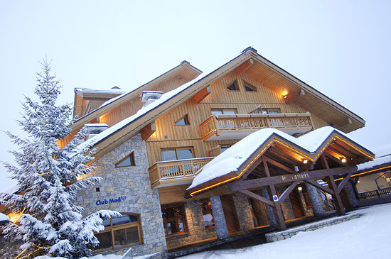 Club Med Meribel l'Antares: Club Med Meribel