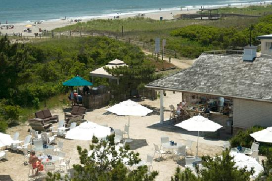 Golden Inn Hotel: Perfect Views of the Ocean & Natural High Dunes
