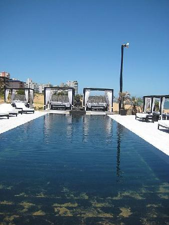 Serena Hotel Punta del Este: The (dirty) pool