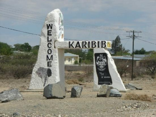 Karibib Namibia  City pictures : questa foto di karibib è offerta da tripadvisor karibib is for most a ...