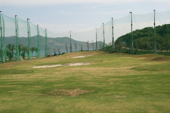 BEST WESTERN PREMIER Hon Tam Resort & Residences: Golf Driving Range