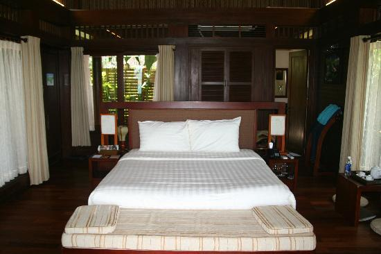 BEST WESTERN PREMIER Hon Tam Resort & Residences: Bed