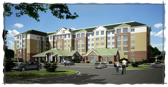 Residence Inn Baltimore Hunt Valley: Welcome Home to the new Residence Inn by Marriott Baltimore Hunt Valley