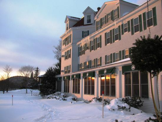 The Balsams Grand Resort: Sunset