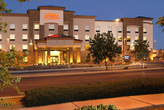 Hampton Inn &amp; Suites Prescott Valley: Hampton inn and Suites Prescott Valley Arizona