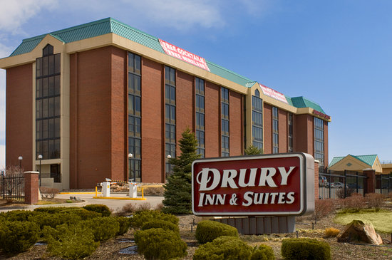 Drury Inn & Suites Denver Tech Center: Exterior