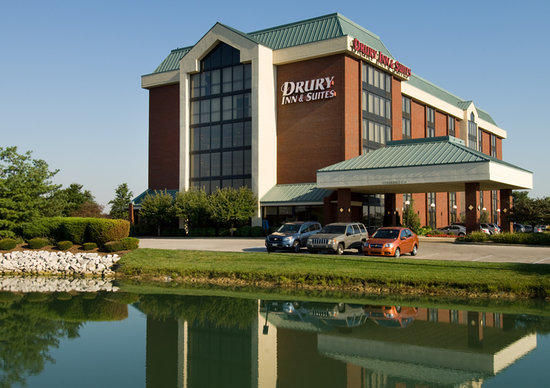 ‪Drury Inn & Suites Evansville East‬
