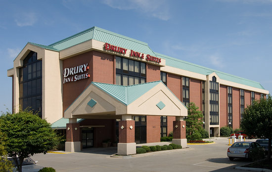 Drury Inn And Suites Greensboro