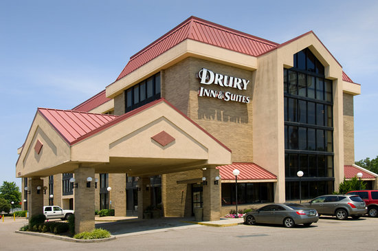Drury Inn & Suites Memphis Northeast: Exterior
