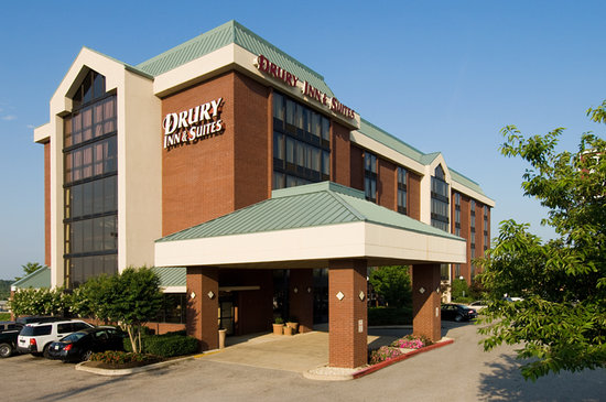 Drury Inn & Suites Memphis South: Exterior