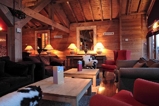 Peisey-Vallandry, France : interieur