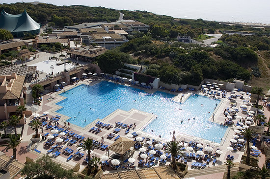 Club med kamarina resort ragusa sizilien hotel for Mediterranean all inclusive resorts