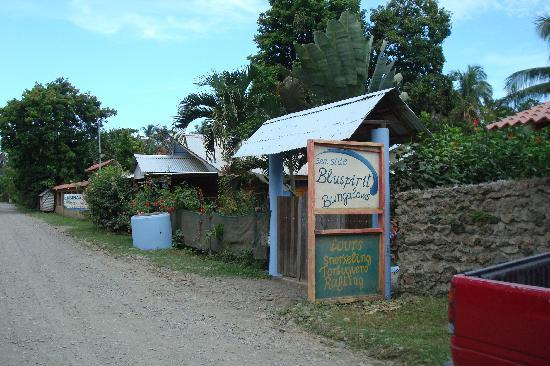 Bluspirit Cabinas: Outside Bluespirit Cabinas