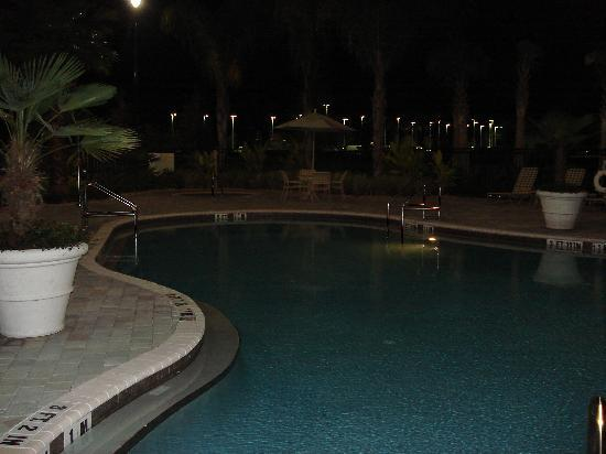 Hilton Garden Inn Palm Coast: the pool