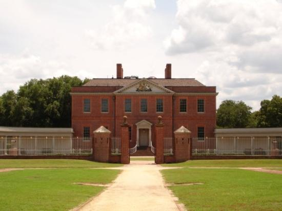 New Bern, NC: Tryon Palace where I was Seamstress 2005-2006