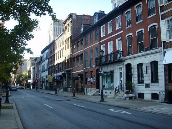 Filadelfia, Pensilvania: Old City