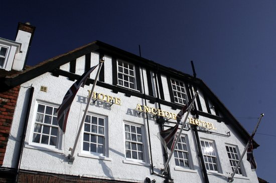 Photo of The Hope Anchor Hotel Rye