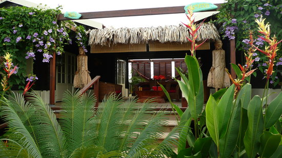 Bamboo Bali Bonaire Resort