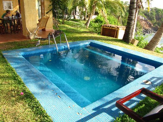 Hotel Villa Romana: Tiny but pleasant pool