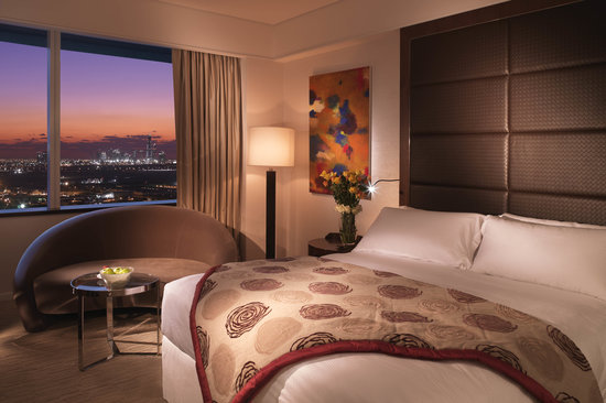 Crowne Plaza Dubai Festival City: Superior room