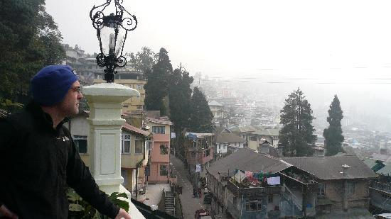 Elgin Darjeeling: Hotel View