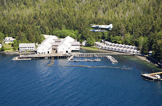 Photo of Waterfall Resort Alaska Ketchikan