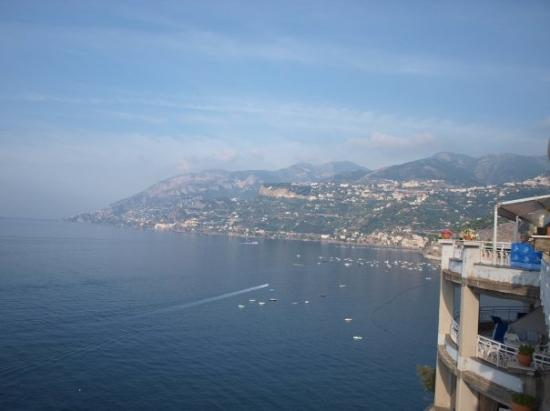 Maiori, Italie : The view... breathtaking.
