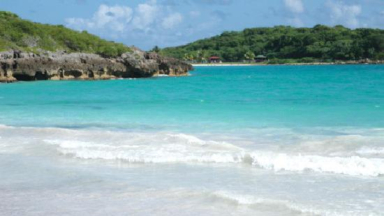 Vieques Island On A Perfect Day