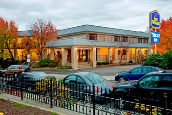 ‪‪BEST WESTERN University Hotel-Boston/Brighton‬: Hotel near Boston University‬