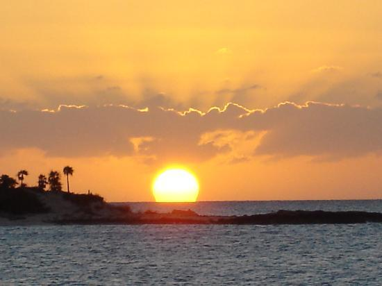 Great Exuma: exuma sunset!