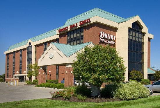 Drury Inn & Suites Kansas City Airport: Exterior