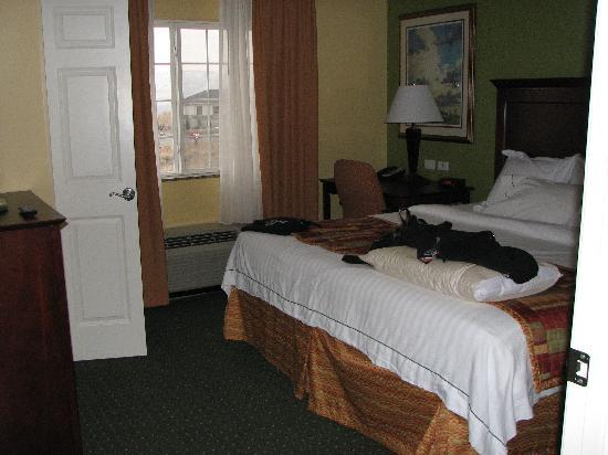 TownePlace Suites Pocatello: King room (2 of these rooms in suite)
