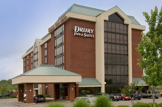 Drury Inn & Suites Jackson