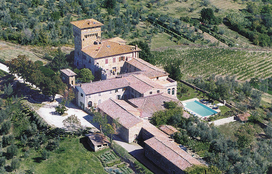 Castello Di Cafaggio
