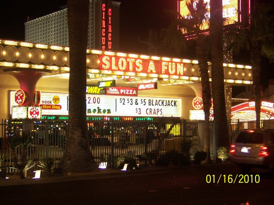 slot for fun las vegas