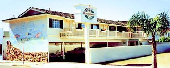 BeachComber Inn: Pismo Beach, CA Hotel---7 charming rooms with kitchenettes!