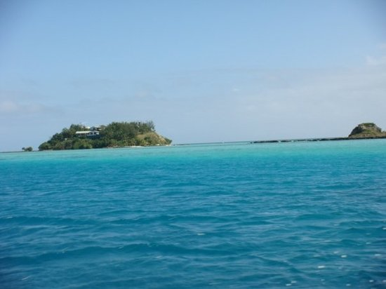 Mana Island Photo