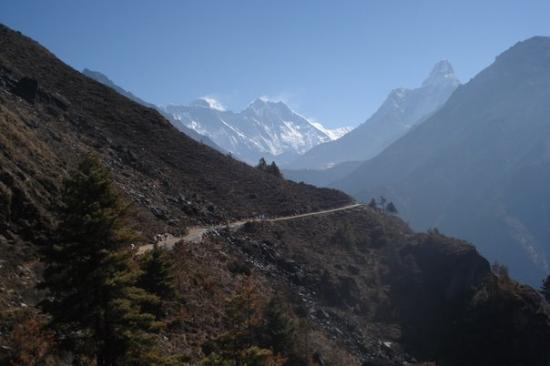 Sagarmatha National Park Photo