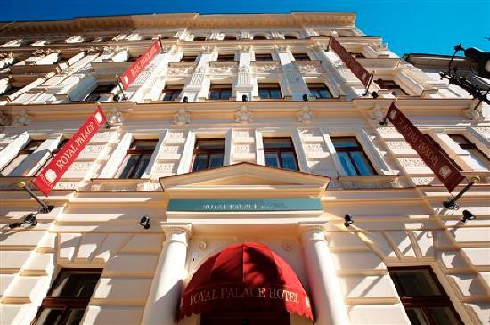 Hotel Royal Palace Prague