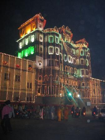 Indore, India: Rajwada