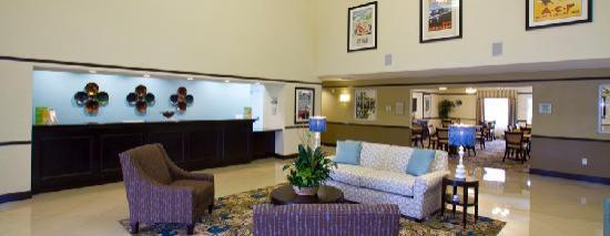 La Quinta Inn & Suites Sebring: Great Room