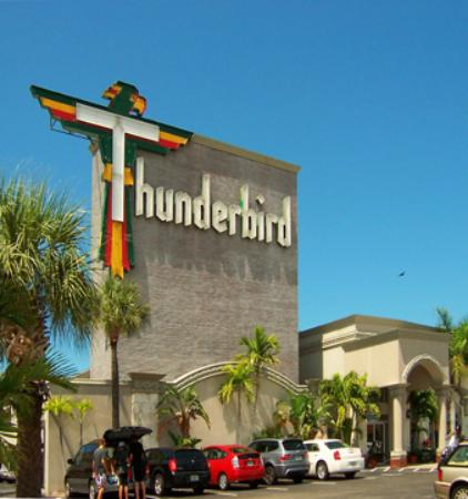 The Thunderbird Inn Treasure Island